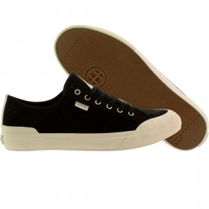 HUF Men Classic Lo Canvas (black)