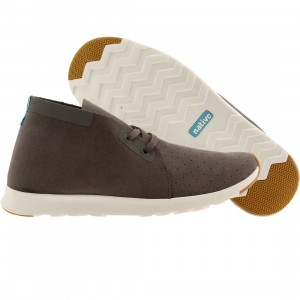 Native Men Apollo Chukka (gray / white)
