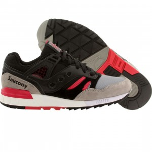 Saucony Men Grid SD - Games Pack (black / gray)