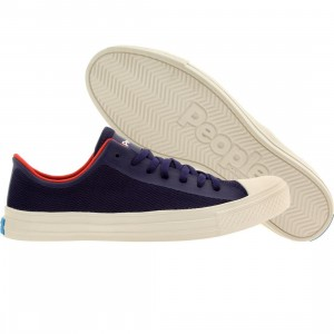 People Footwear Men The Phillips (blue / red)
