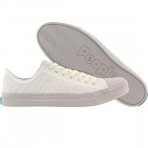 People Footwear Men The Phillips (white / gray)