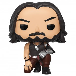 PREORDER - Funko POP Games Cyberpunk 2077 - Johnny Silverhand Crouch (black)