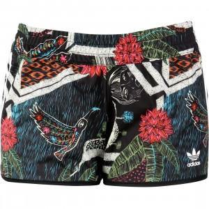 Adidas Women Farm Xilofloresta XFL Shorts (black / multi)