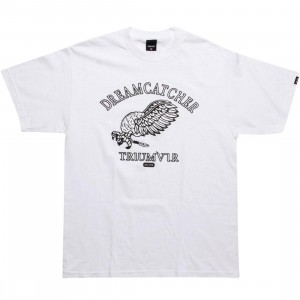 Triumvir Dreamcatcher Tee (white)