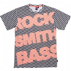 Rock Smith Base Wave Tee (black)