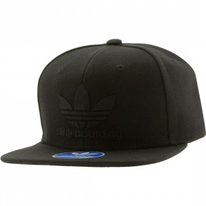 Adidas Skate Originals AS Skate Snapback Cap (black)