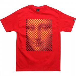 Triumvir Mona Lisa Tee (red)