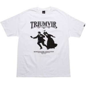 Triumvir Heart Stealers Tee (white)