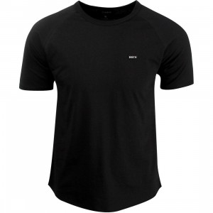 Brixton Richmond II Short Sleeve Knit Tee (black)