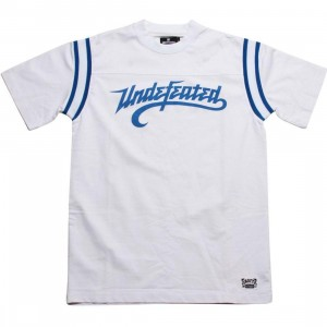 Undefeated Football Top (white)