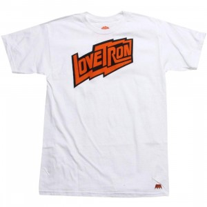 Under Crown Lovetron Tee (Darryl Dawkins - white)