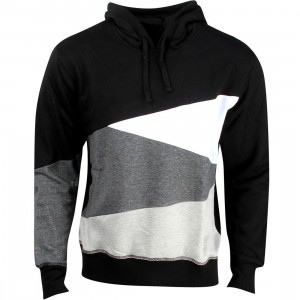 Unyforme Men Edward Hoody (black / gray)