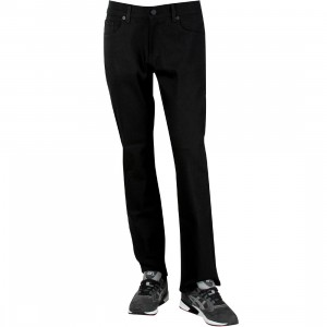 BLKWD Men Linden Raw Jeans (black / midnight)