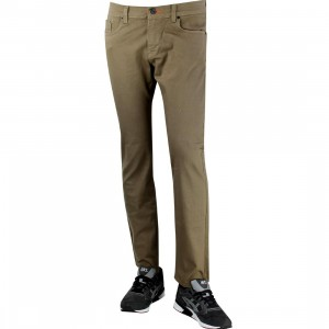 BLKWD Men The Standard Jeans (olive / light olive)