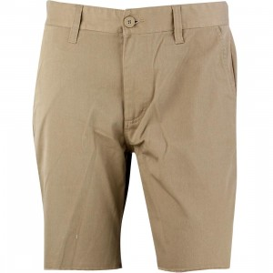 Brixton Men Toil II Shorts (khaki)