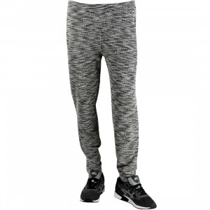 Unyforme Men Salt And Pepper Pants (gray / black)