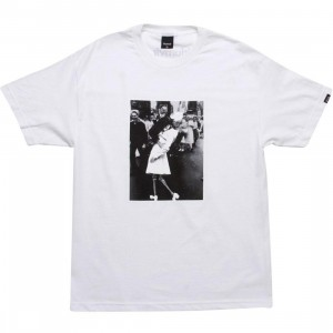 Triumvir Long Kiss Tee (white)