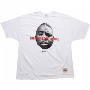 Under Crown There Can Only Be One Tee (white)