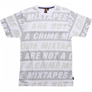 Rock Smith Mixtape Tee (white)