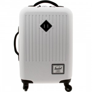 Herschel Supply Co Trade Large Hard Shell Luggage (white)