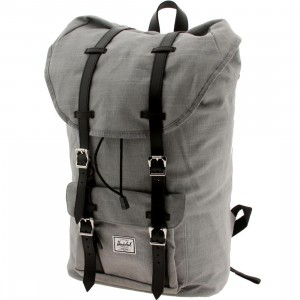 Herschel Supply co Little America Backpack (gray / wild dove)