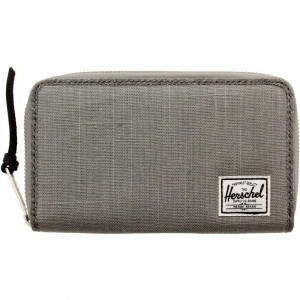 Herschel Supply co Thomas Wallet (gray / wild dove)