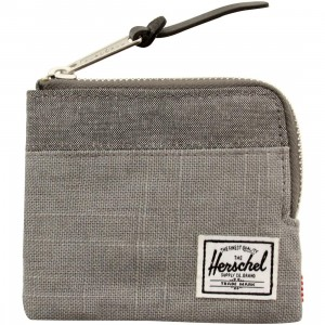 Herschel Supply co Johnny Wallet (gray / wild dove)