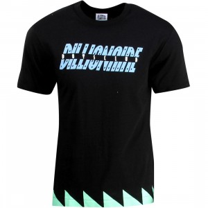 Billionaire Boys Club Men Wavy Tee (black)
