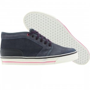 Cause Middle Cut Chukka (navy)