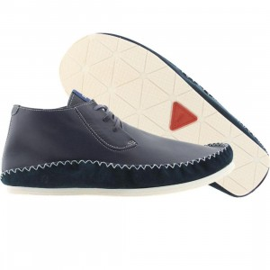 Cause Wave Moccasin (navy / navy)