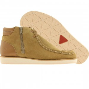 Cause Side Zip Wallaby (beige)