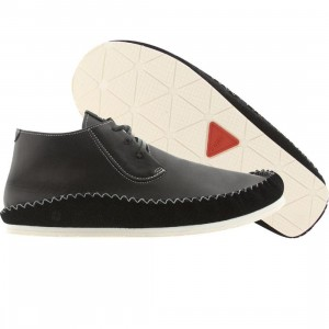 Cause Wave Moccasin (black / black)