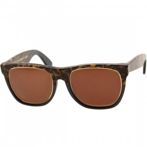 Super Sunglasses Classic Costiera (brown)