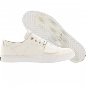 Creative Recreation Big Kids Classic Cesario Low XVI (white)