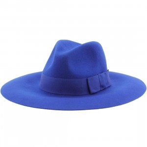 Brixton Piper Bucket Hat (blue / royal)