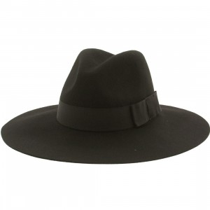Brixton Piper Hat (black / black)