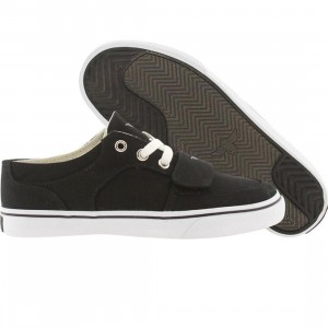 Creative Recreation Little Kids Classic Cesario Low XVI (black)