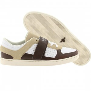 Creative Recreation Pinelli (white / brown / khaki)
