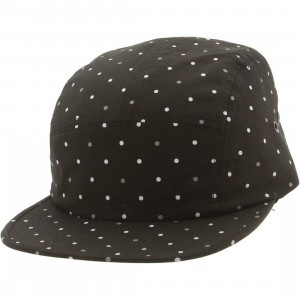 Publish Devlin 5 Panel Adjustable Cap (black / 3m)