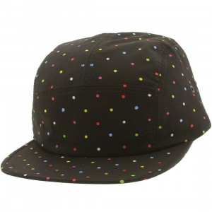 Publish Devlin 5 Panel Adjustable Cap (black / multi)