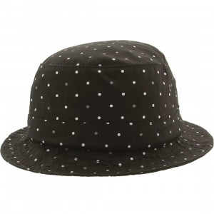 Publish Thaniel Bucket Hat (black / 3m)