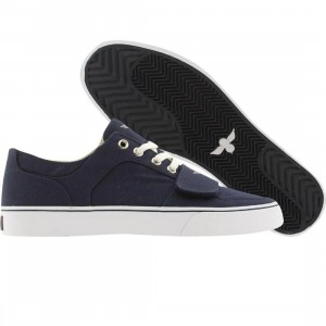 Creative Recreation Big Kids Classic Cesario Low XVI (navy)