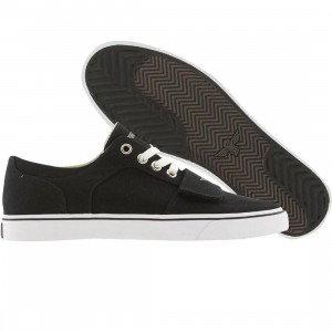 Creative Recreation Big Kids Classic Cesario Low XVI (black)