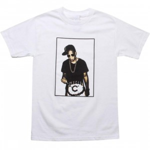 Caked Out B Day Tee (white)
