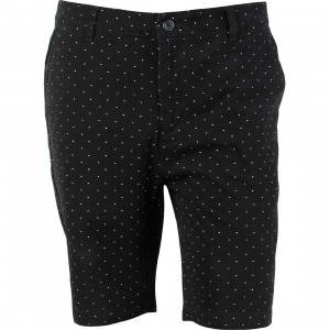 Diamond Supply Co Men Micro Diamond Chino Shorts (black)