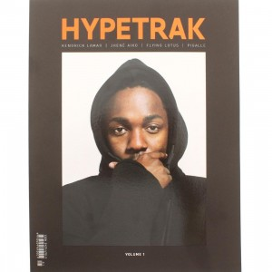 Hypetrak Magazine Volume 1 (multi)