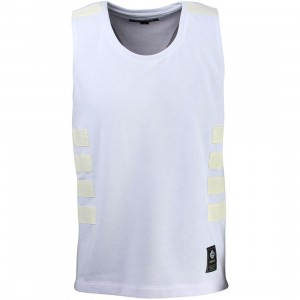Courtesy Of Men Akers Tank Top (white)