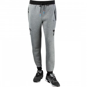 Brandblack Men Vector Pants (gray)