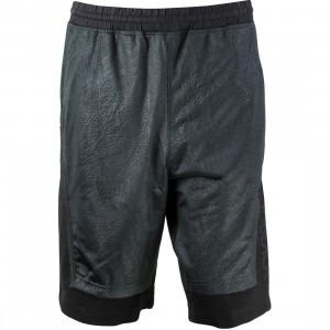 Brandblack Men Destroyer Shorts (black)
