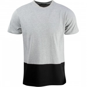 Unyforme Men Jeter Tee (gray / black)